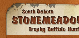 South Dakota Buffalo Hunting